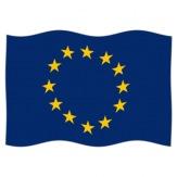 Vlajka Evropská unie, 100x150 cm