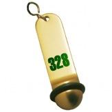 Klíčenka KH2B (KL-2000), zlatá