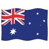 Vlajka Austrálie, 100x150 cm