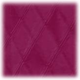 Ubrus damašek žakárový Diamond, 135x135, vínový