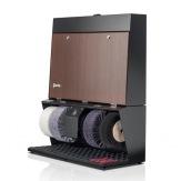 Čistič obuvi Polifix 4 Super, černý, dveře: palisandr