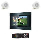 Koupelnový LCD TV Infinity TVIF701, 18 cm