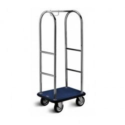 Bagážový vozík City Small 40, chrom