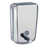 Dávkovač tekutého mýdla Karma 500, lesklá/matná nerez, 500ml