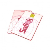 Čipová karta Saflok 8K