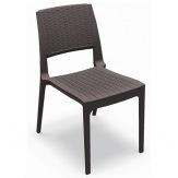 Ratanová židle Verona (Modena) 605189, barva hnědá
