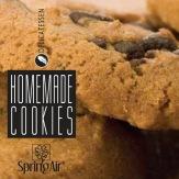 SpringAir Homemade Cookies
