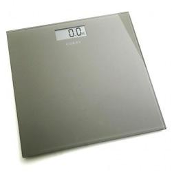Digitální osobní váha Corby, stříbrná
