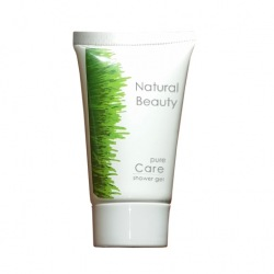Natural Beauty Pure Care sprchový gel 30 ml
