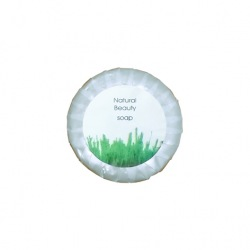 Natural Beauty mýdlo 13,5 g - plisé