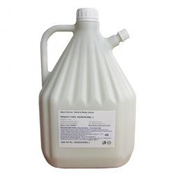 Aqua Senses tělové mléko, 3l kanystr