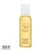 Aqua Senses vlasový a tělový šampon, 35 ml