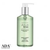 Aqua Senses tekuté mýdlo na ruce a tělo, 300 ml