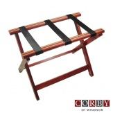 Kufrbox York Mahogany, dřevěný, mahagon
