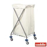 Vozík na sběr prádla Caddie X Eco, skládací
