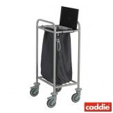 Vozík na sběr prádla Caddie Trisac 1