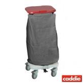 Vozík na sběr prádla Caddie Trisac Alu 1