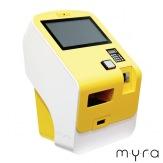 Samoobslušný kiosek Myra Compact