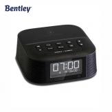 Radiobudík Bentley Molto s Bluetooth reproduktorem a bezdotykovým nabíjením