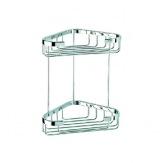 Mýdlenka rohová dvojitá Basket 185, výška 270 mm